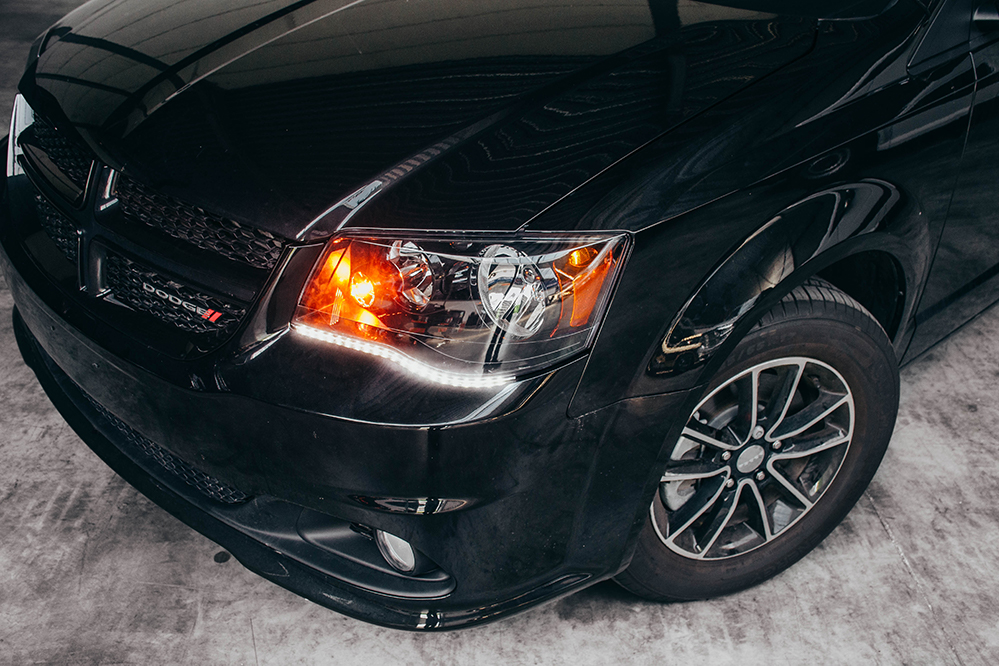 Daytime running lights for imported US cars