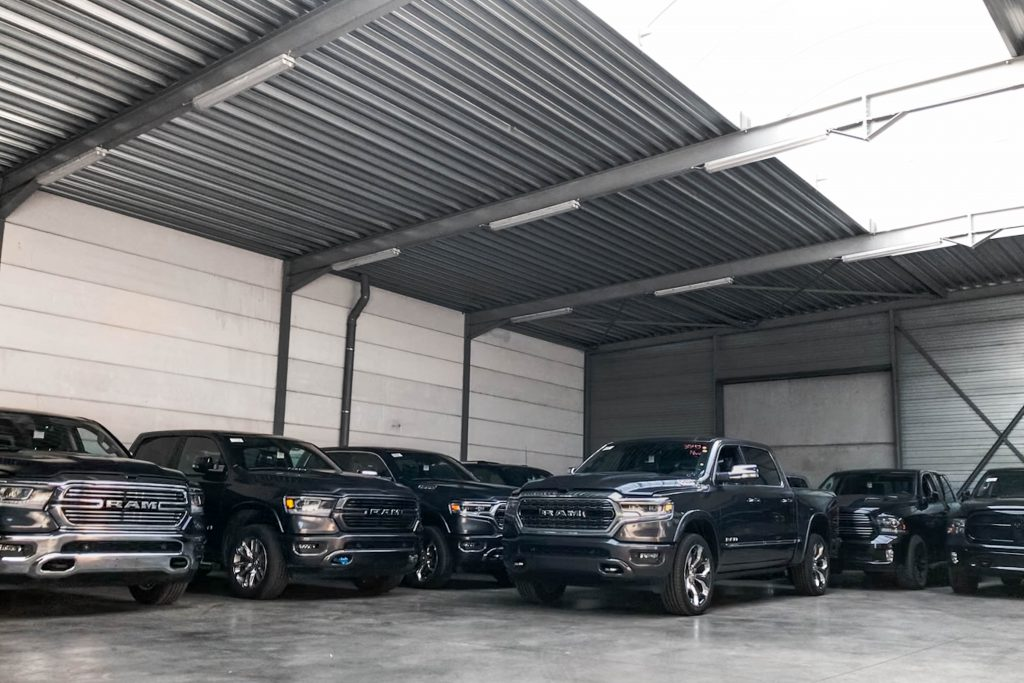 Karosse RAM workshop US cars